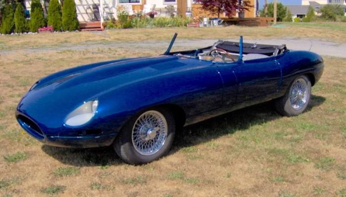 Jaguar 1966 E Type OTS Restoration by Barchetta 3500