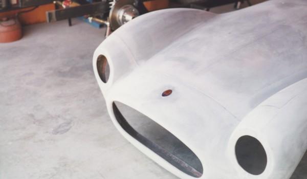Barchetta 3500 Design