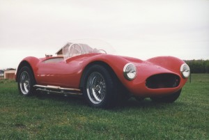 Barchetta 3500 Physics