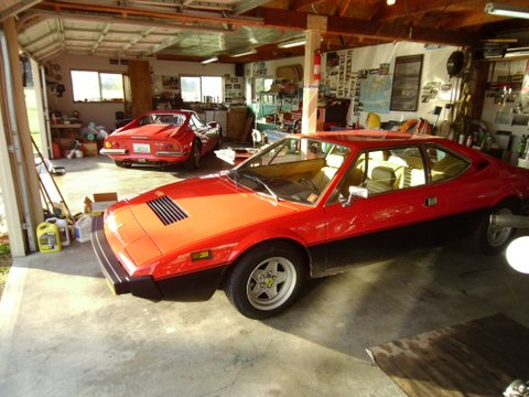 Restorations - Barchetta 3500